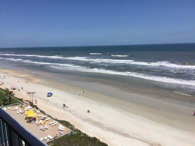 Florida condo_New Smyrna Beach view
